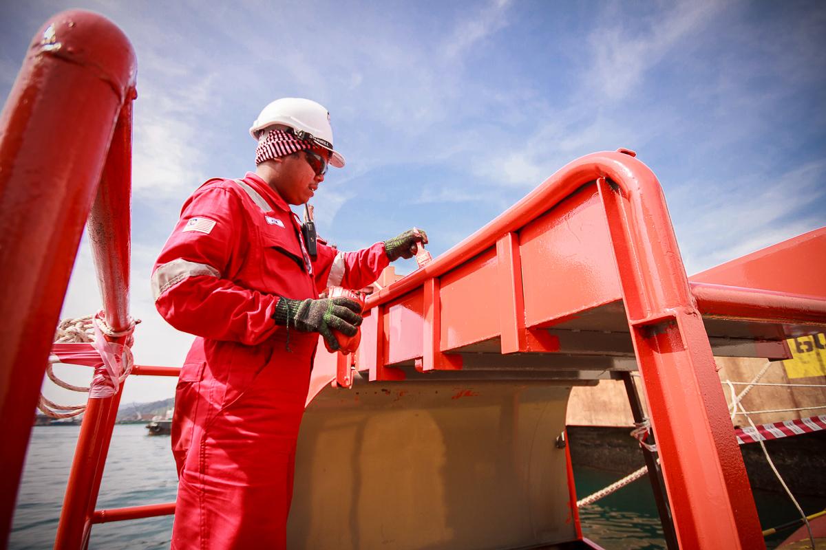 Day 14 : Petronas Inspection